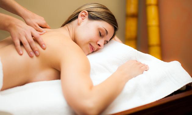 Massage naar keuze (60, 75 of 90 min)
