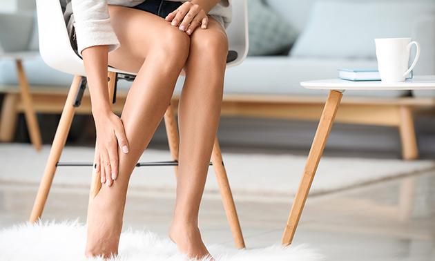 Ontharingsbehandeling voor de benen