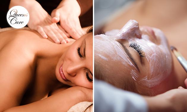 Ontspanningsmassage of gezichtsbehandeling (60 min)