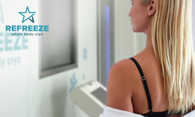 Cryotherapie-behandeling(en)