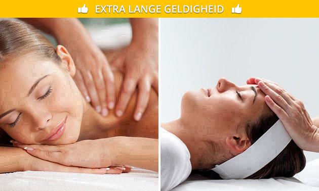 Reikibehandeling (30 of 60 min) + evt. hoofdmassage