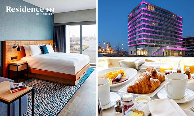 1 of 2 luxe overnachtingen voor 2 + ontbijt in Amsterdam