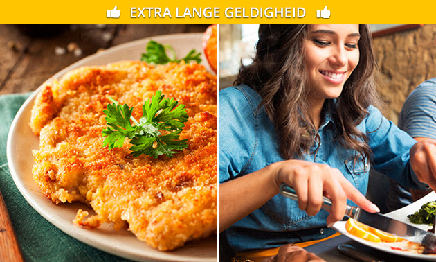 Afhalen: snackmenu + fris naar keuze voor 1 of 2