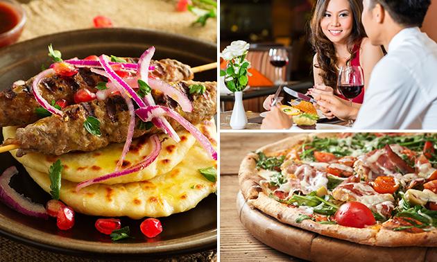 3-gangen keuzediner bij Restaurant Anatolia