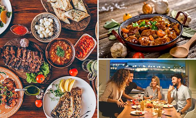 Afhalen: shared dining (10 gerechten) bij Kreitenhuys