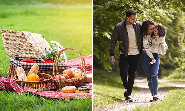 Wandelarrangement incl. picknick van Het Kreitenhuys