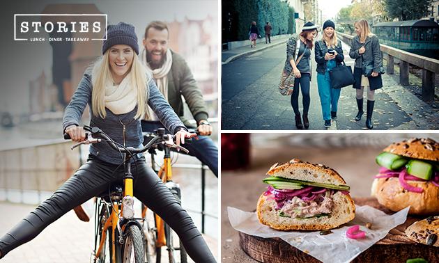Puzzeltocht (auto, fiets of wandelen) + lunch to go
