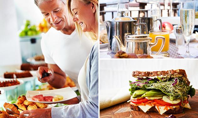 Ontbijtbuffet + drankjes bij Swing in hartje Delft