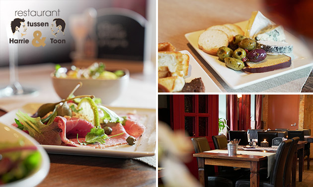 All-You-Can-Eat tapas, grill and more (geen tijdslimiet)