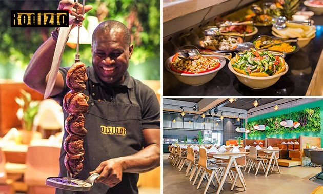 All-You-Can-Eat Braziliaans in hartje Rotterdam