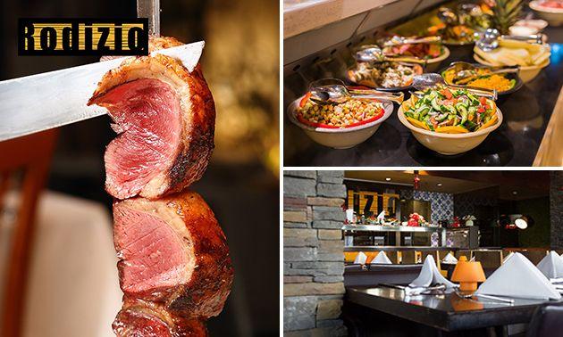 All-You-Can-Eat Braziliaans bij Rodizio