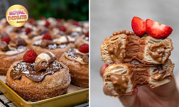Afhalen: 6 of 12 donuts naar keuze in hartje Venlo