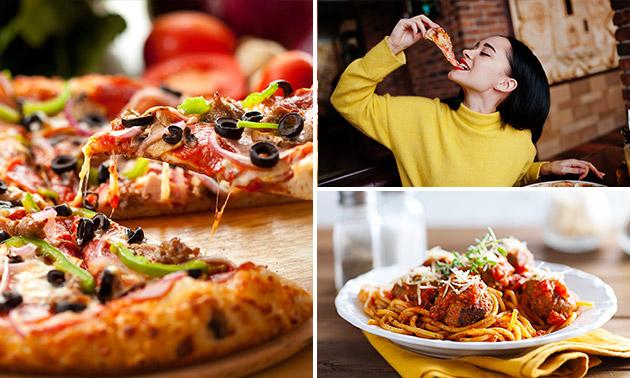 3-gangendiner (50+ keuzes) bij Royal Restaurant-Pizzeria
