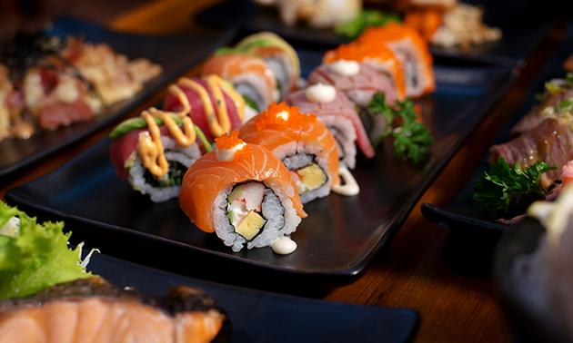 Afhalen: sushibox naar keuze bij Sakura