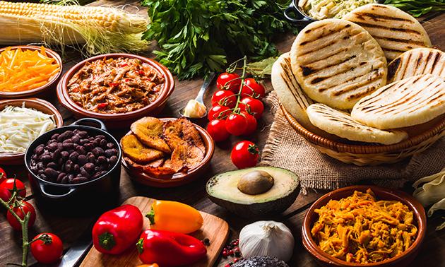 Thuisbezorgd of afhalen: Latijns-Amerikaanse rijsttafel