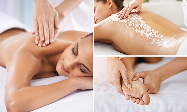 Massagebehandeling (60 of 75 min)