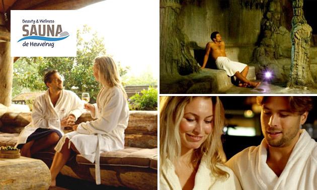 Dagentree Beauty & Wellness Sauna de Heuvelrug