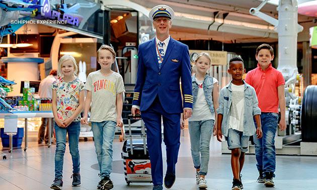 Schiphol Experience-tour
