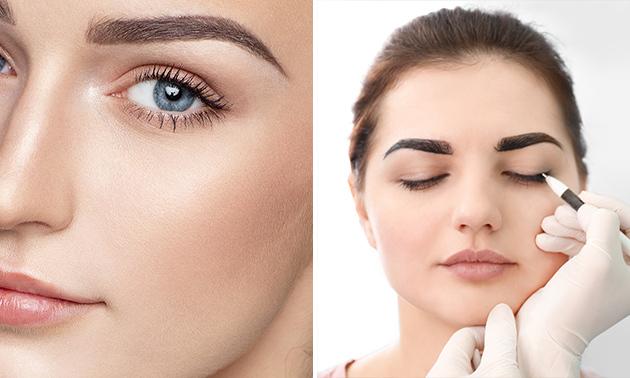 Permanente make-up bij Schoonheidsinstituut Karin