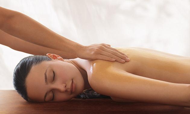 Rugmassage (30 minuten)