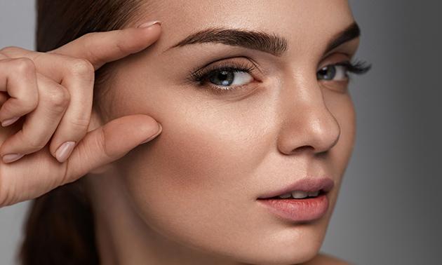 Permanente make-up voor wenkbrauwen + intakegesprek
