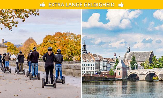 Segwaytour van 2,5 uur door Maastricht