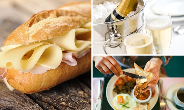 Ontbijt naar keuze bij Shakerato