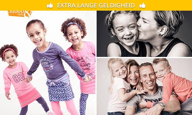 Fotoshoot met max. 30 personen + foto in hoge resolutie