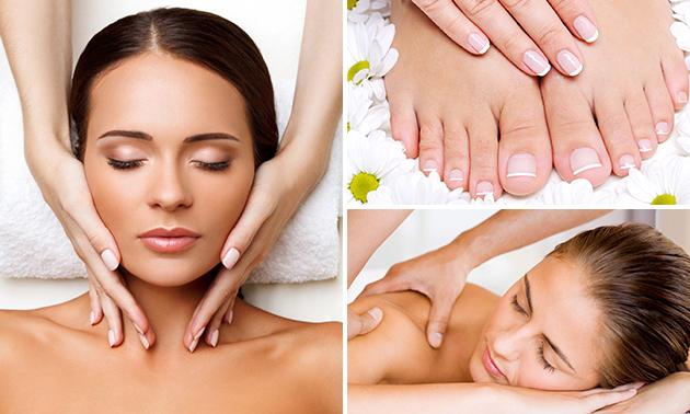 Beauty-wellness arrangement (90 of 120min)