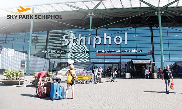 Parkeerservice Schiphol