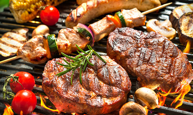 Barbecuepakket van Slagerij Mark Wagelaar