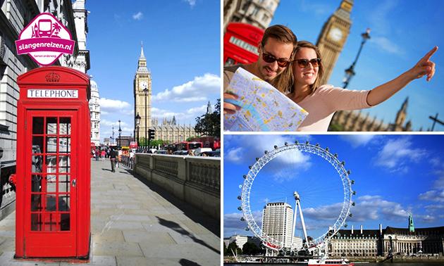 Dagtrip naar Londen