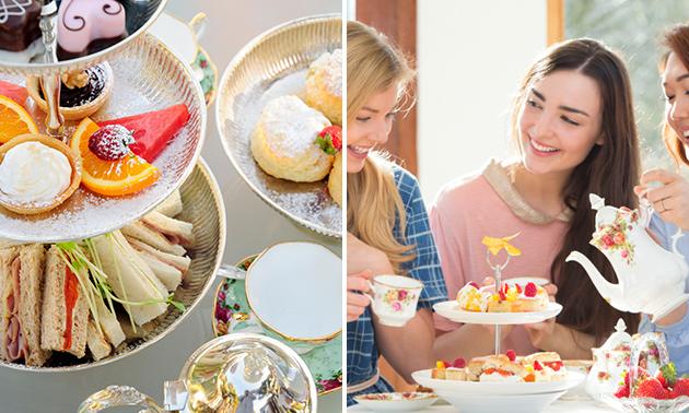 Thuisbezorgd of afhalen: high tea bij Panneke Nooit Genoeg