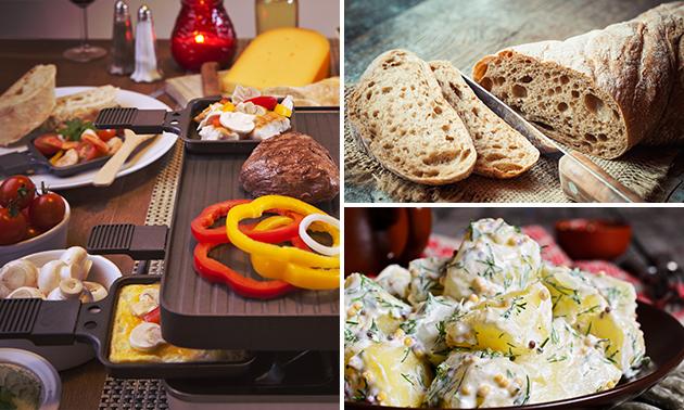 Afhalen: luxe gourmetpakket van Snack & Steak HUUS