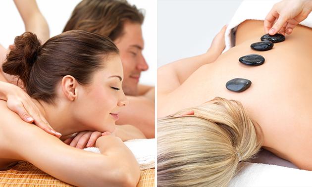 Massage (60 ou 80 minutes)