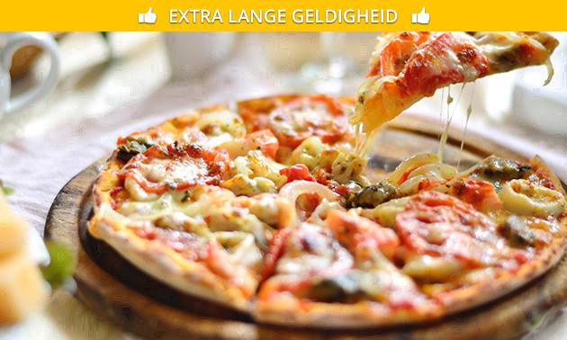 Afhalen: 2 pizza's naar keuze
