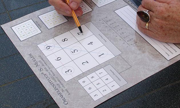 Consult of workshop kosmische numerologie