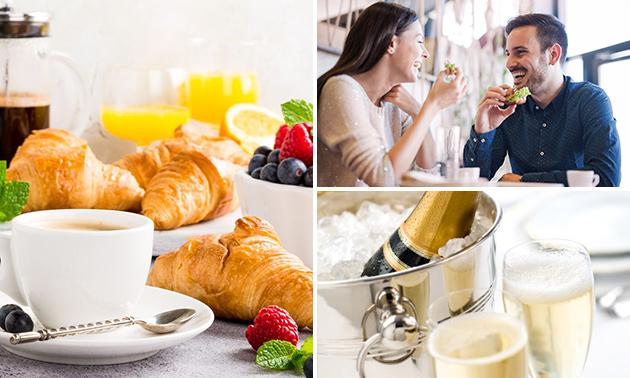 Ontbijt + cava + drankjes bij Sorbonne in hartje Turnhout