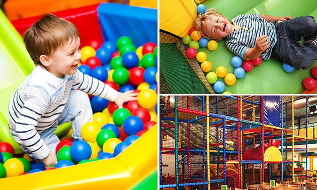Entree voor Speelparadijs De Ballon
