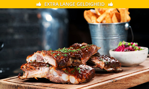All-You-Can-Eat spareribs bij Marina