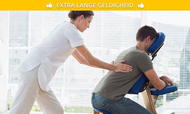 Massage naar keuze (50-60 min)