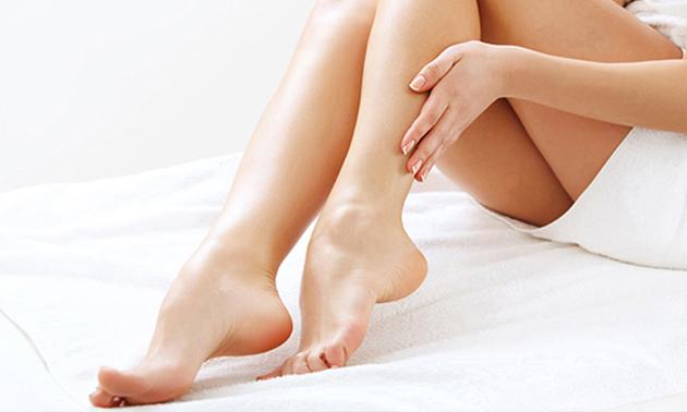 Harsen van benen