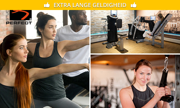 4- of 8-rittenkaart voor groepslessen of fitness