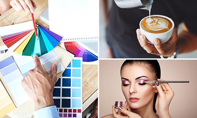 Workshop kleurenanalyse bij Style and Color