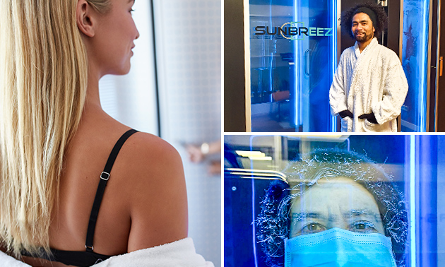 Whole Body cryotherapie-behandeling(en)