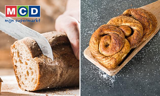 Afhalen: compleet bakkerspakket