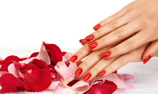 Manicurebehandeling + gellak