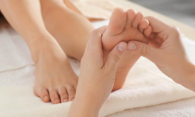 Chinese voetreflexmassage (60 min)