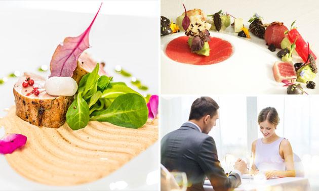10-gangendiner bij Michelinsterrestaurant Terborght
