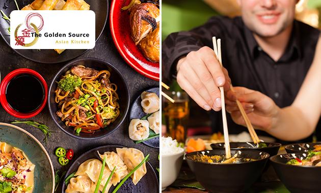 All-You-Can-Taste Aziatische tapas (3 uur)